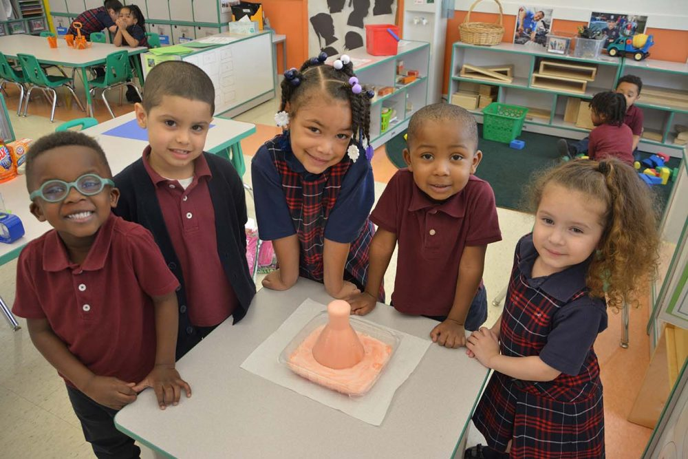 Early Learning Research Academy recently was accredited by the National Association for the Education of Young Children